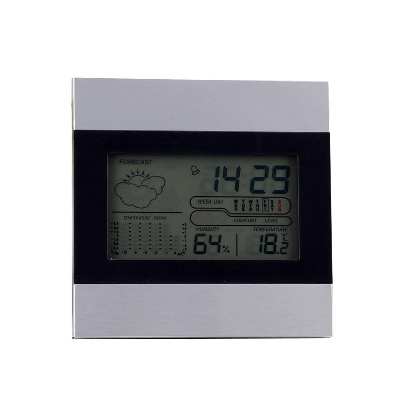 温美测LDTH-520家用温湿度计 壁挂可立大屏数显电子温湿度计 干湿温度计